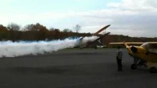 Steerman smokey low pass
