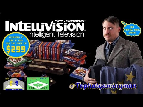 Is the Intellivision worth playing in 2016? - Console review- Top Hat Gaming Man