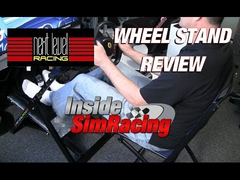 Next Level Racing Wheel Stand Review by Inside Sim Racing
