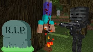 Video Monster School : Herobrine DIES and becomes ZOMBIE - Horror Minecraft Animation MP3, 3GP, MP4, WEBM, AVI, FLV November 2018