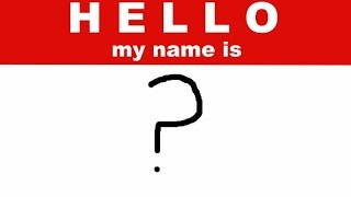 What is Jesus' Proper Name?