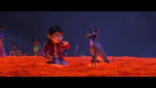 """Disney•Pixar's COCOIn Cinemas December 26, 2017Rating:  TBCVisit: http://disneymovies.co.nzLike us on Facebook: https://www.facebook.com/DisneyPixarAUNZ#PixarCocoDespite his family's baffling generations-old ban on music, Miguel (voice of newcomer Anthony Gonzalez) dreams of becoming an accomplished musician like his idol, Ernesto de la Cruz (voice of Benjamin Bratt). Desperate to prove his talent, Miguel finds himself in the stunning and colorful Land of the Dead following a mysterious chain of events. Along the way, he meets charming trickster Hector (voice of Gael García Bernal), and together, they set off on an extraordinary journey to unlock the real story behind Miguel's family history. Directed by Lee Unkrich (""""Toy Story 3""""), co-directed by Adrian Molina (story artist """"Monsters University"""") and produced by Darla K. Anderson (""""Toy Story 3""""), Disney•Pixar's """"Coco"""" opens in New Zealand cinemas on December 26, 2017."""