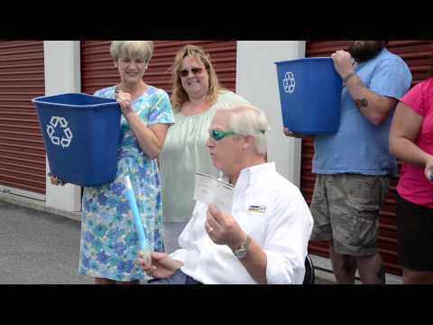 Ice Bucket Challenge: CEO honors a childhood friend