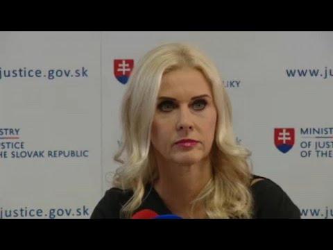 Σλοβακία: Παραιτήθηκε η αναπληρωτής υπουργός Δικαιοσύνης…
