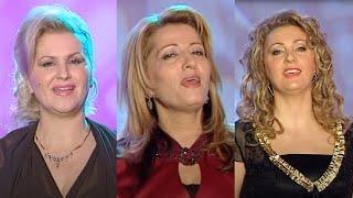 Remzie Osmani&Shyhrete Behluli&Shkurte Fejza - Potpuri - Baba Zemren E Ka Qel