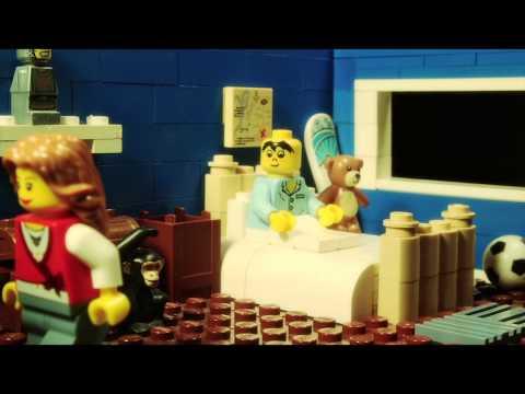 LEGO® ReBrick - Monster In The Closet