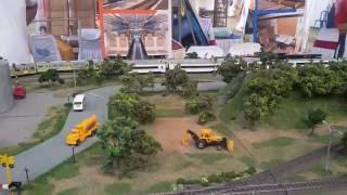 Miniatur Kereta Api PT.INKA Madiun