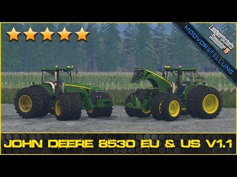 John Deere 8530 v3.0 European