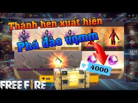 Free Fire | Thánh Hên Phá Đảo Trúng Tất Cả Đồ Hiếm VQMM Chỉ Với 4000 Kim Cương | Meow DGame - Thời lượng: 13:59.