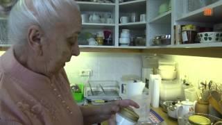 Gedünsteter Fenchel an Zitronen-Senf-Dip