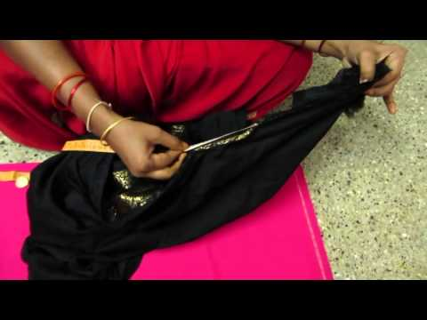 I Want To Learn Blouse Cutting 43