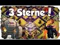 Neue Erdbeben 3 Sterne Taktik! | CLASH OF CLANS #42 | Clankrieg! (Deutsch / German)