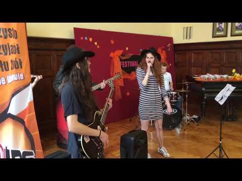 Wideo1: I Festiwal Talentów we Wschowie - fragmenty trzech występów