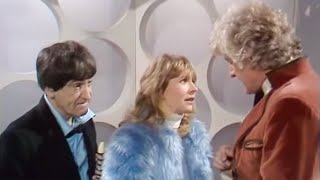 The Second Doctor meets the Third Doctor