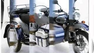 8. 2012 Ural Tourist 750 Walkaround & Info