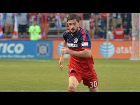 Video: Razvan Cocis looks back on his first season with the Fire.