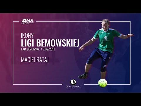 IKONY LIGI BEMOWSKIEJ / ZIMA 2018 / MACIEJ RATAJ