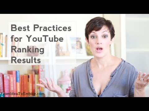 Better Utube Ranking