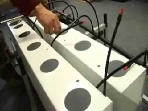 Come assemblare un Aeroflo