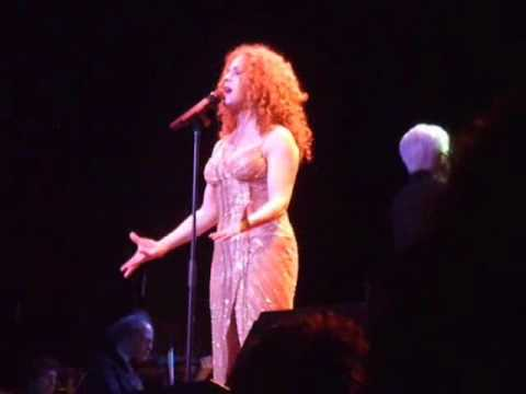 BERNADETTE PETERS -Being Alive