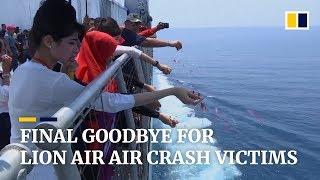Video Final goodbye for Lion Air air crash victims MP3, 3GP, MP4, WEBM, AVI, FLV November 2018