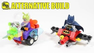 Here's Our Lego Bat Jet Battle Alternative Build Created From The Lego Mighty Micros Batman Vs Killer Moth 76069!!! Follow The Step By Step Build At The End If You Want To Make It :DClick Here & Subscribe:-https://www.youtube.com/channel/UCOxw7B0uIWUjtfl85wuCAsw?sub_confirmation=1Click Here & Like Our Facebook Page:-https://www.facebook.com/BrickBrosUKVideos That You May Also Be Interested In Below:-LEGO MIGHTY MICROS 76070 ALTERNATIVE BUILD DOOMSTERhttps://www.youtube.com/watch?v=zxUMuBDsEpE&list=PL5F2E2iSXDsB_FfA5uSbqkoGVpB1xThnv&index=11LEGO WONDER WOMAN 76075 ALTERNATIVE BUILD ARES ASSAULThttps://www.youtube.com/watch?v=22SuMZIKCgs&index=12&t=1s&list=PL5F2E2iSXDsB_FfA5uSbqkoGVpB1xThnvLEGO BATMAN MOVIE 70911 ALTERNATIVE BUILD MINI BAT SUBhttps://www.youtube.com/watch?v=Db508MMUr34&t=1s&index=11&list=PL5F2E2iSXDsCxDuihcIaxg-hFzU3CQvvgLEGO BATMAN MOVIE 70900 & 70901 & 70910 MULTI-BUILD MECH MAYHEMhttps://www.youtube.com/watch?v=M3uGxIzABV8&list=PL5F2E2iSXDsCxDuihcIaxg-hFzU3CQvvg&index=8LEGO BATMAN MOVIE 70910 ALTERNATIVE BUILD GUNSHIP SHOWDOWNhttps://www.youtube.com/watch?v=5d7P448Sfn8&index=7&list=PL5F2E2iSXDsCxDuihcIaxg-hFzU3CQvvgmusic from YouTube Audio Library (free music) -Club_Thump by Gunnar Olsen