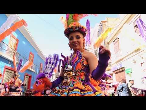 UNESCO - The festival of the Santísima Trinidad del Señor Jesús del Gran Poder in the city of La Paz