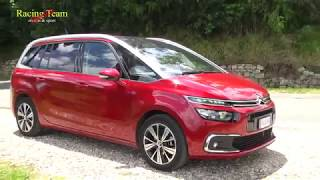 Citroen Grand C4 SpaceTourer: il nostro Speciale
