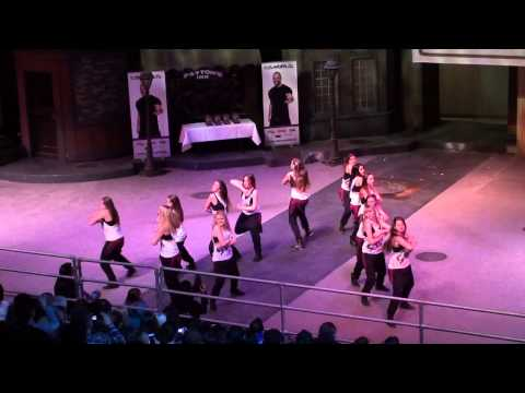S.O.B. – D!s Dance Club Competition 2013 — Vorrunde West — Intermediate & Advanced Teens