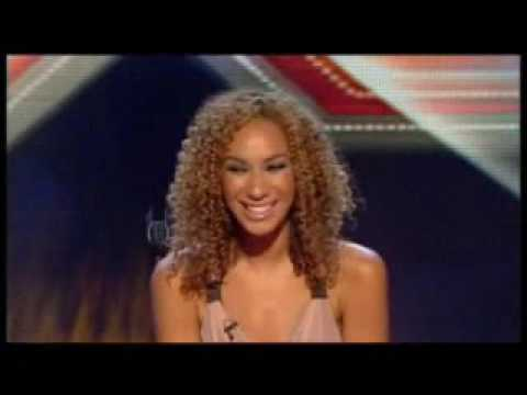 leona - Leona Lewis The 2006 XFactor Week 7 Live Shows 25.11.2006 The Theme (Songs from the movies) I Will Always Love You (Dolly Parton) (Whitney Houston)