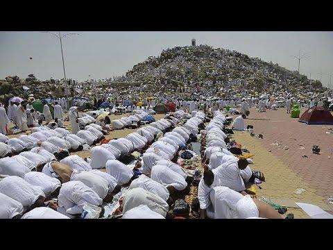 Σ.Αραβία: Στο όρος Αραφάτ οι προσκυνητές