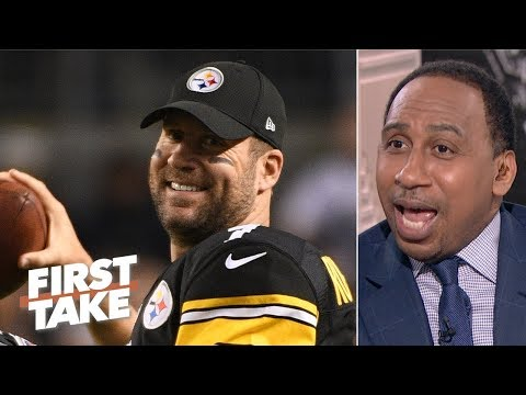 The Steelers, not the Browns, will win the AFC North - Stephen A.   First Take