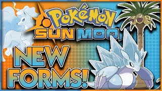 NEW POKEMON FORMS CONFIRMED! DRAGON EXEGGUTOR? ICE NINETALES! POKEMON SUN AND MOON NEWS AND THEORIES by aDrive