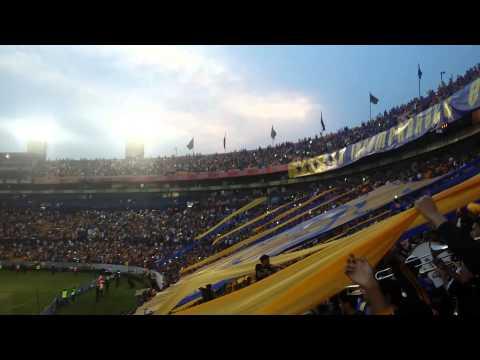 Video - Tigres vs River Plate -Recibimiento Libres y Lokos - Libres y Lokos - Tigres - México
