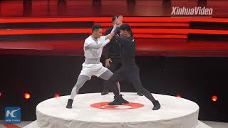 Nonton Will Gong Shou Dao  An Innovated Form Of Tai Chi  Become Olympic Program  Film Subtitle Indonesia Streaming Movie Download