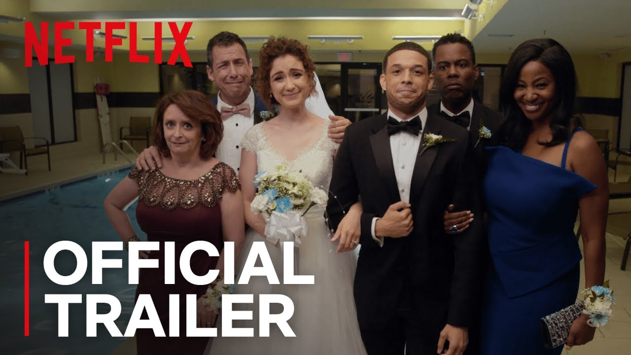 Adam Sandler & Chris Rock are Father's of the Bride & Groom in Netflix Comedy 'The Week Of' (Trailer)