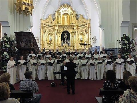Coral de la Catedra Ramón Medina del Liceo de Córdoba, Festival Coral del Atlántico Isla Cristina