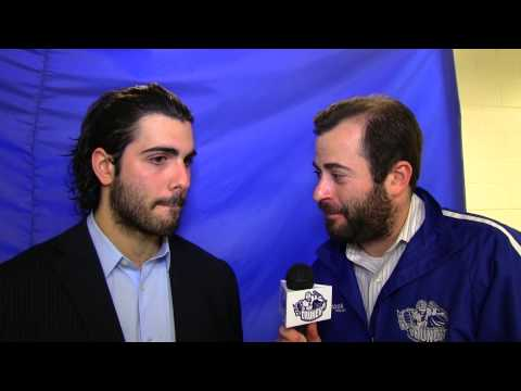 Barberio - Previewing the Eastern Conference Semifinals with Mark Barberio as the 3-Syracuse Crunch visit the 2-Springfield Falcons for Game 1 at MassMustual Center.