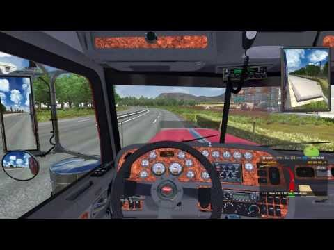 Cat C15 engine sound V2 for the Peterbilt 389