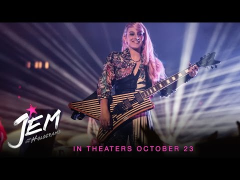 Jem and the Holograms (TV Spot)