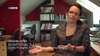 Designer Notes, Sensational Sliders - Donna Monagan