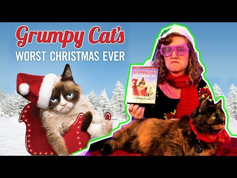Grumpy Cat's Worst Christmas Ever (2014) (Movie Nights)