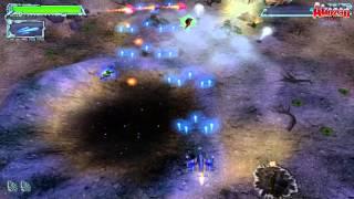 Galaxy Strike videosu