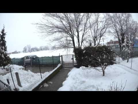 Test Videoregistrazione in 4K Panasonic Wearable Camera