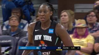 Battle of the Bigs: Charles vs. Fowles by WNBA
