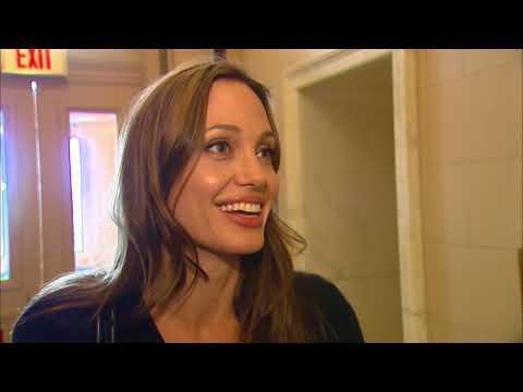 Angelina Jolie Speaks to Nick Spicer of Al Jazeera English at Congress