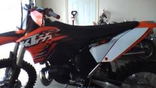 2. 2010 KTM 250 XC-W