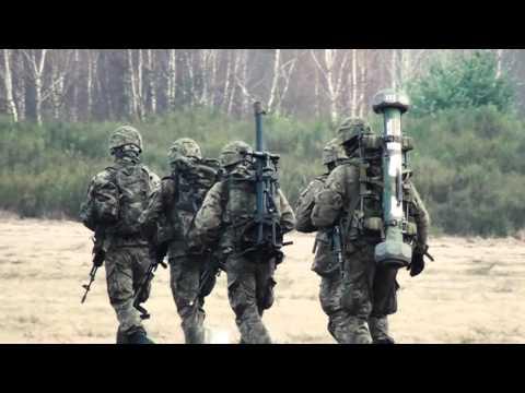 Szkolenie 25. Brygady Kawalerii Powietrznej w Wędrzynie