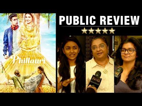 Phillauri Public Review | Anushka Sharma, Diljit D