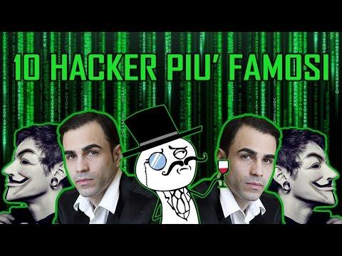 i 10 hackers più famosi della storia